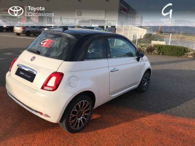 FIAT 500 12 8v 69ch Eco Pack 120th Euro6d